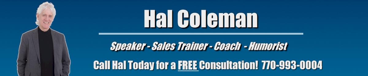 Meet Hal Coleman